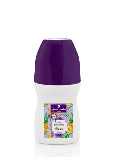 Pierre Cardin Wild Glamour 48 Saat Etkili Antiperspirant Roll-On Deodorant - 50 ML Renksiz